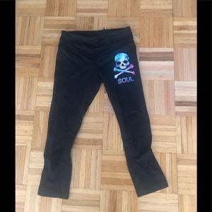Lululemon X Soul Cycle Leggings size 6